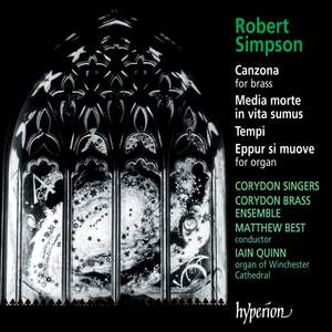 Robert Simpson: Complete Choral and Organ Music