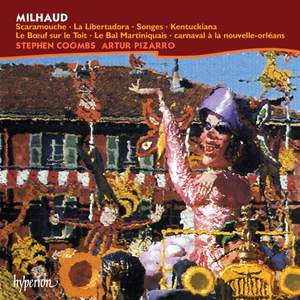 Milhaud: Music for two pianists