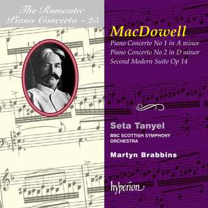 The Romantic Piano Concerto 25 - MacDowell