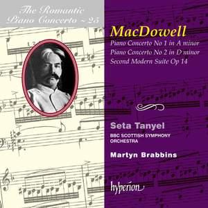 The Romantic Piano Concerto 25 - MacDowell
