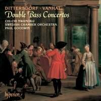 Dittersdorf & Vanhal: Double Bass Concertos