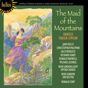 Fraser-Simson: The Maid of the Mountains Product Image