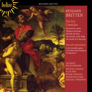 Britten: Canticles I-IV & Purcell Realisations