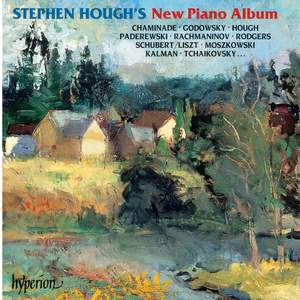 Stephen Hough's New Piano Album Product Image