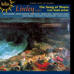 Thomas Linley junior - The Song of Moses Product Image