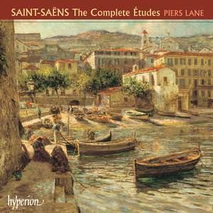 Saint-Saëns -The Complete Études