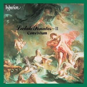 Leclair: Sonatas - II