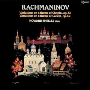 Rachmaninov: The Variations