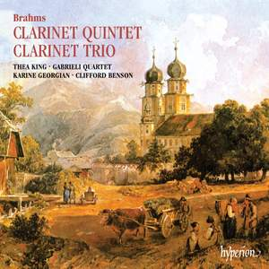 Brahms: Clarinet Quintet and Trio
