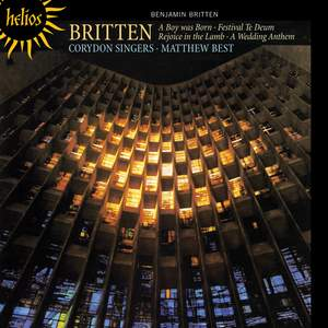 Britten - A Boy was Born