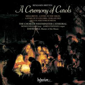 Britten: A Ceremony of Carols