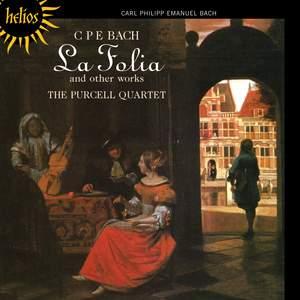 CPE Bach - Variations on 'La Folia'