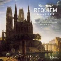 Requiem, Psalms 112 & 114