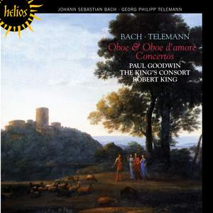 Bach & Telemann - Oboe and Oboe d'amore Concertos