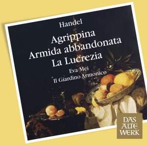Handel: Agrippina condotta a morire, HWV 110, etc.