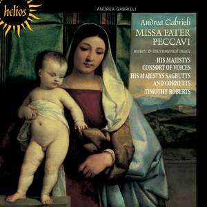 Andrea Gabrieli - Missa Pater Peccavi