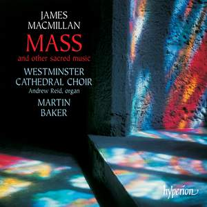 MacMillan: Mass and other sacred music Product Image