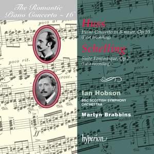The Romantic Piano Concerto 16 - Huss and Schelling