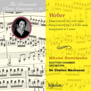 The Romantic Piano Concerto 10 - Weber Product Image