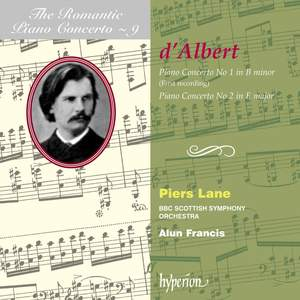 The Romantic Piano Concerto 9 - d'Albert