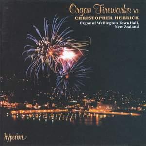 Organ Fireworks VI Product Image