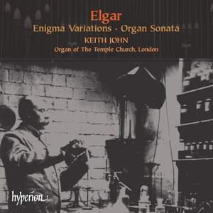 Elgar: Enigma Variations & Organ Sonata Product Image