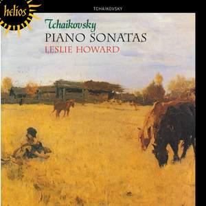 Tchaikovsky - The Three Piano Sonatas