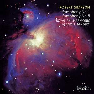 Simpson - Symphonies Nos. 1 & 8