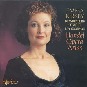 Handel: Opera Arias and Overtures