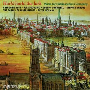 The English Orpheus 43 - Hark! hark! the lark Product Image
