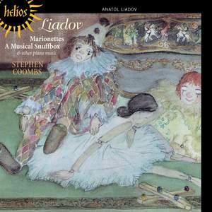 Liadov - Solo Piano Music