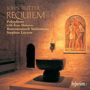 Rutter: Requiem and other choral works Product Image