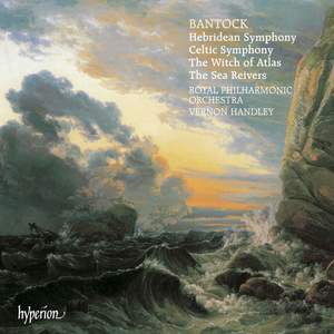 Bantock: Hebridean and Celtic Symphonies Product Image