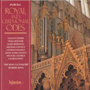 Purcell - Complete Odes & Welcome Songs Volume 1