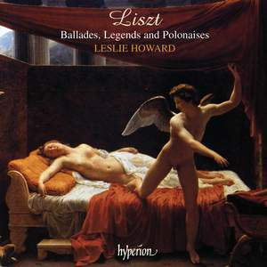 Liszt Complete Music for Solo Piano 2: Ballades, Legends and Polonaises