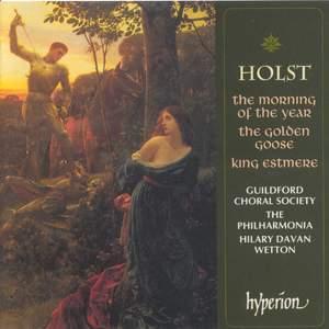 Holst: Choral Ballets
