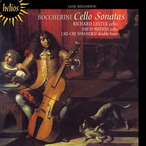 Boccherini - Cello Sonatas