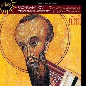 Rachmaninov: Liturgy of St John Chrysostom, Op. 31