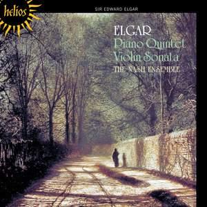Elgar - Quintet and Violin Sonata Product Image