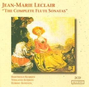 Leclair, J-M: The Complete Flute Sonatas