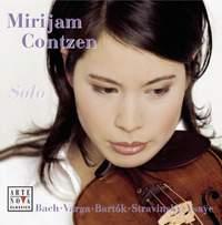 Mirijam Contzen - Solo