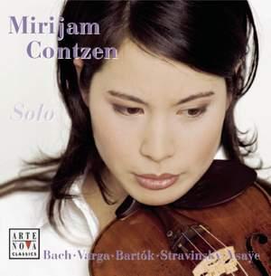 Mirijam Contzen - Solo Product Image
