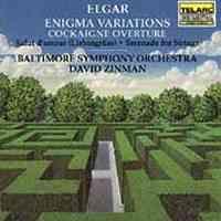 Elgar - Enigma Variations & Cockaigne Overture