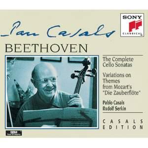 Beethoven - Cello Sonatas