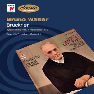 Bruckner: Symphony Nos. 4 & 9