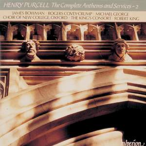 Purcell - The Complete Anthems and Services - 2