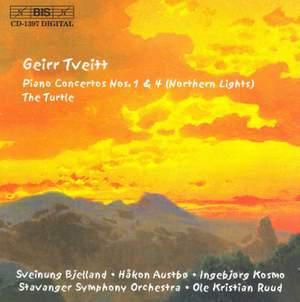 Tveitt - Piano Concertos