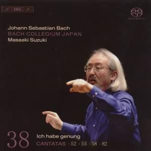 Bach - Cantatas Volume 38