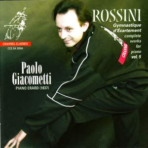 Rossini - Complete Works for Piano Volume 5