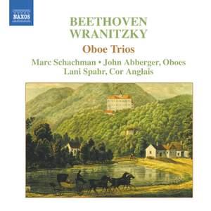 Beethoven & Wranitzky - Oboe Trios
